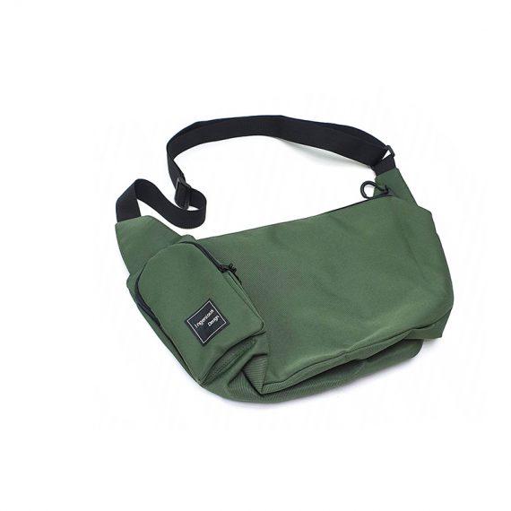crossbody shoulder bag 21010 military green front