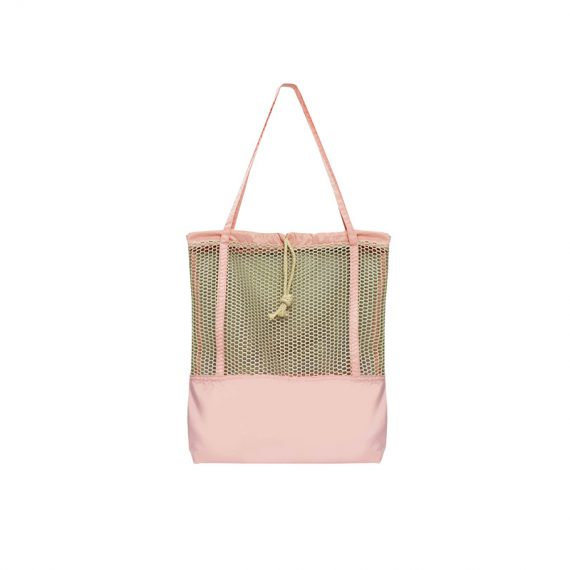 Mesh Tote 21003 Pink front