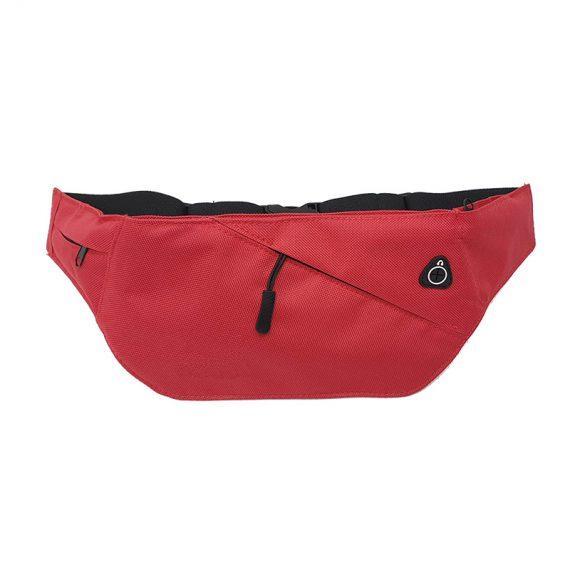 running waist bag - 21021 - red front