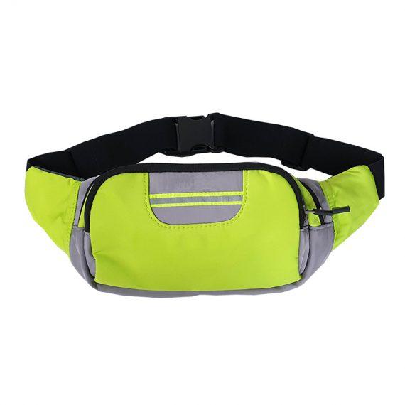running waist bag - 21022 - green front