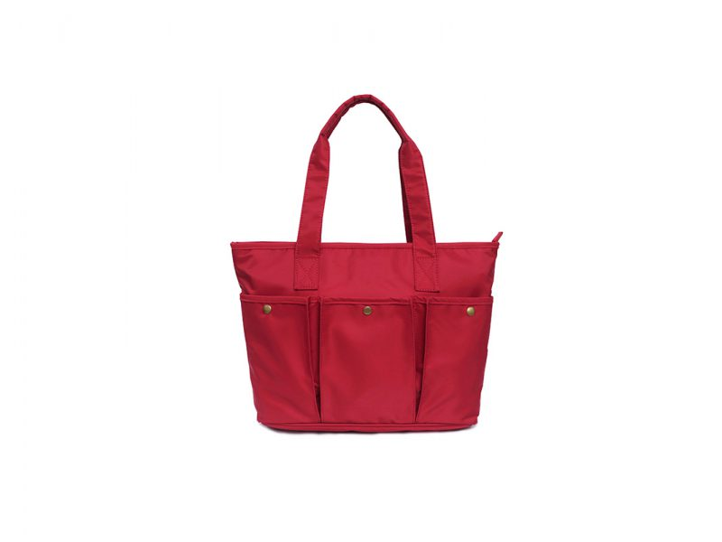 Fashion Tote 21002 Red Front