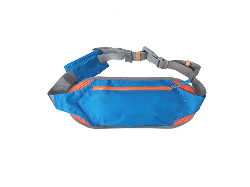 running waist bag -21020 - blue front