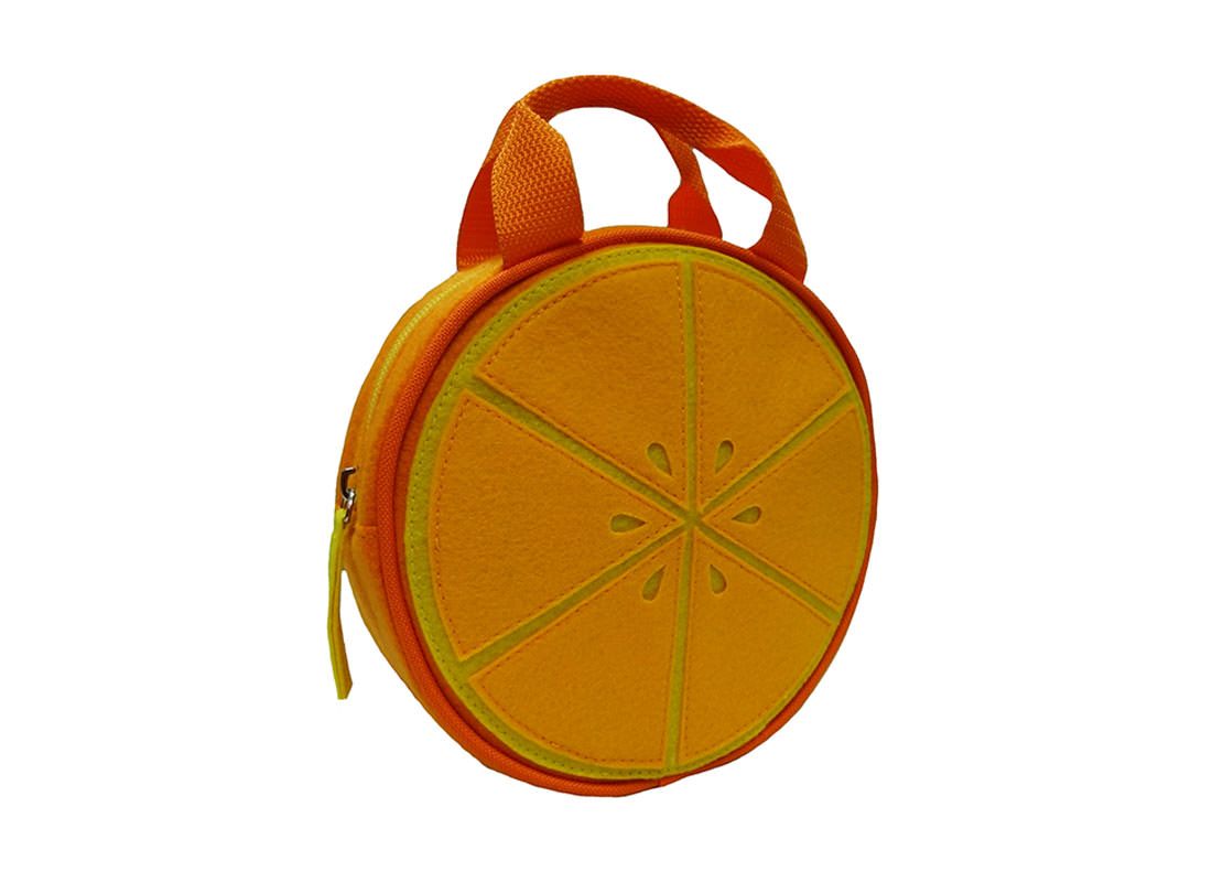 Orange Handbag for Children
