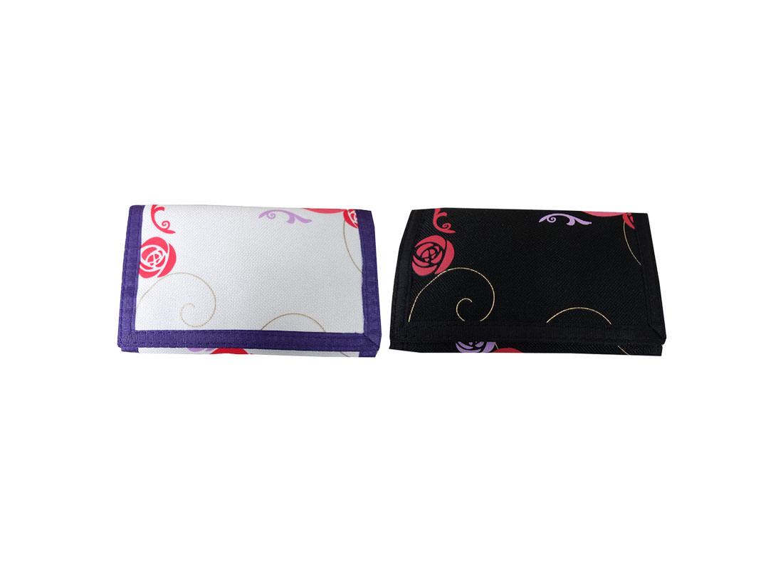 two Velcro Wallet