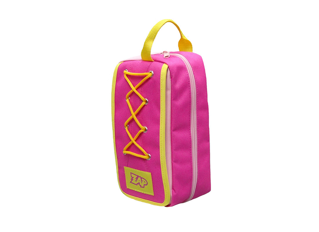 Pink Wash Bag