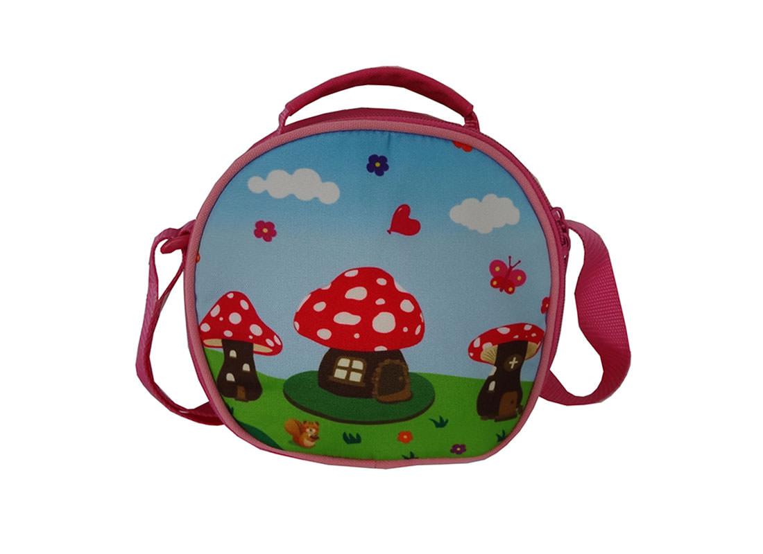 Mushroom House Handbag Shoulder bag for children