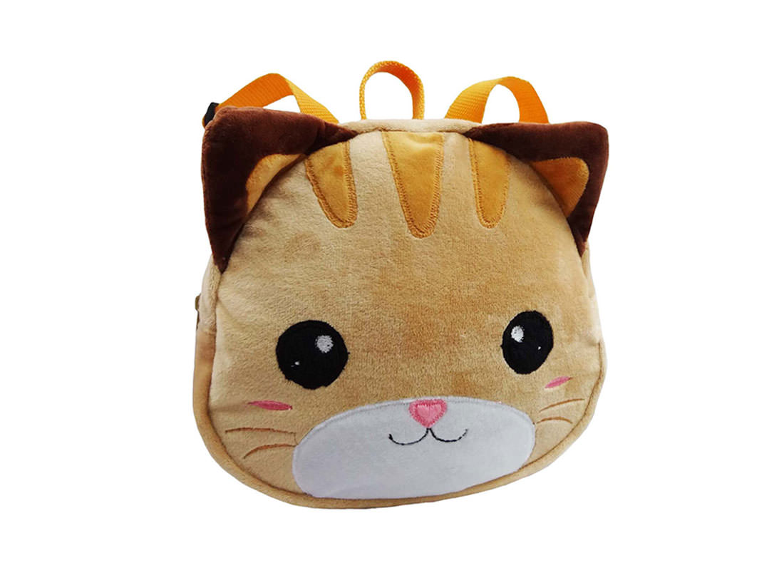 Lovely Kitten Backpack for Children