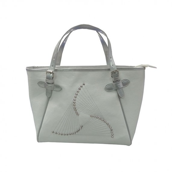 White Handbag for Women