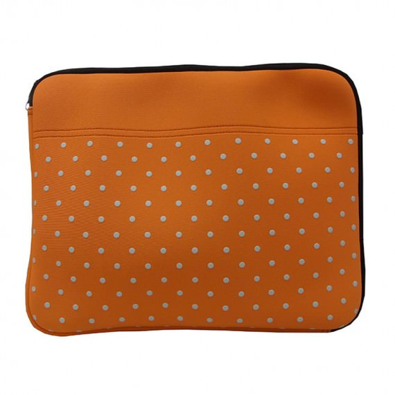 13 Laptop Sleeve with Dot printing