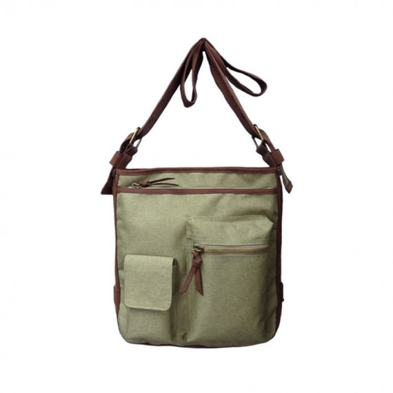 Army Green Shoulder bag for Women