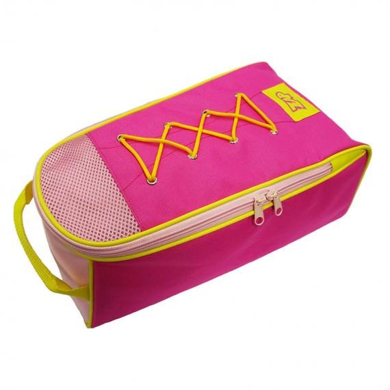 Pink Shoe Bag