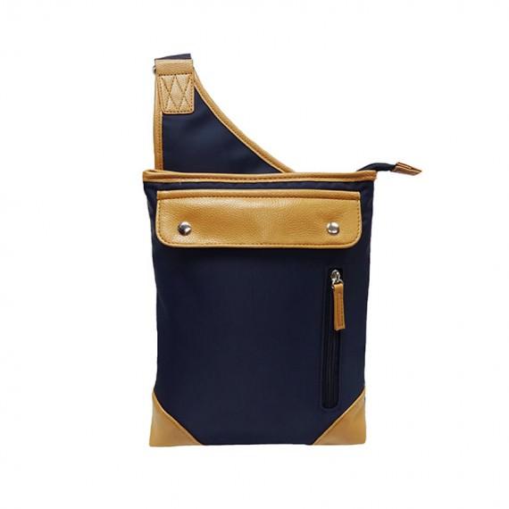 Square Sling Bag for Men