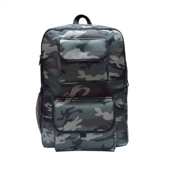 Camouflage Pattern Backpack
