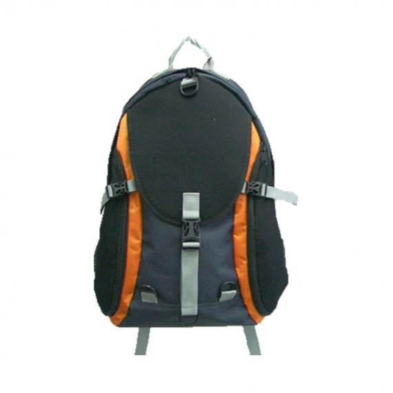 Casual Backpack in Black