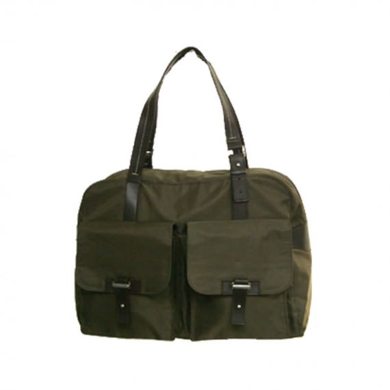 Working Bag in Dark Green