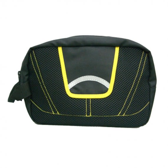 Zipper Pouch in Black