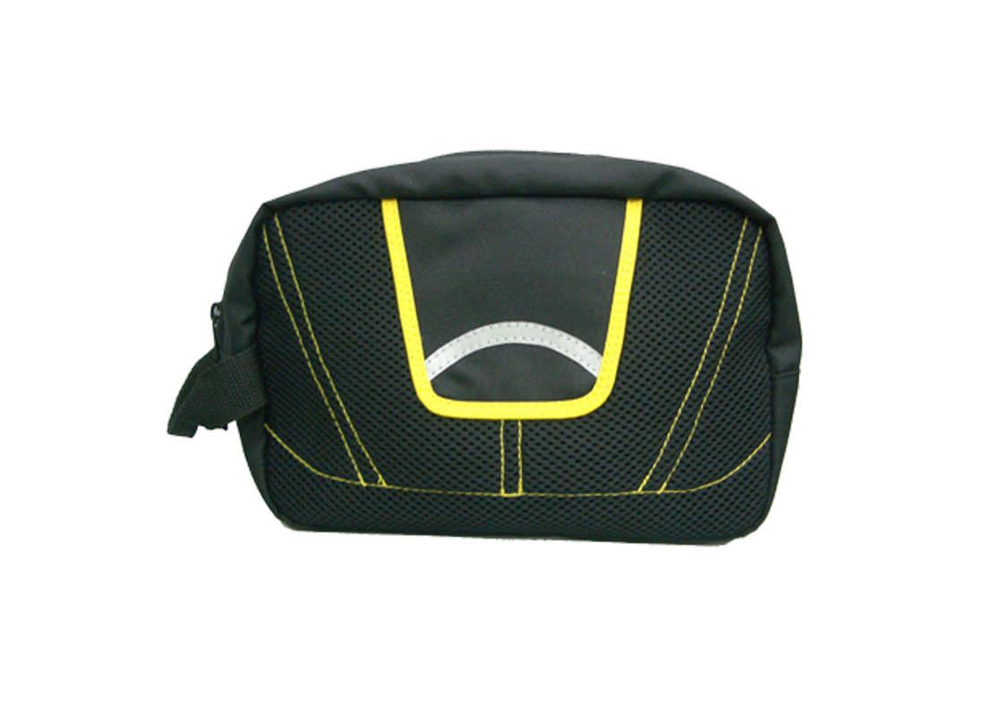 Zipper Pouch in Black