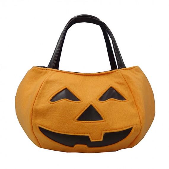 Pumpkin Shaped Bag for Children