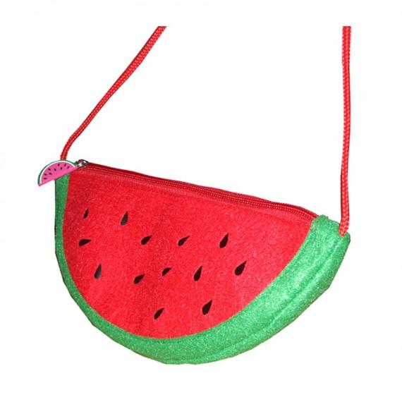 Watermelon Shaped Shoulder Bag for Children