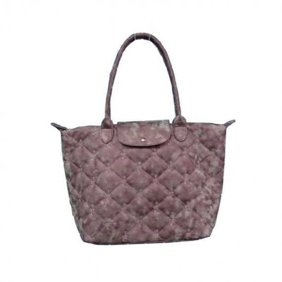Women Quilted Tote Bag