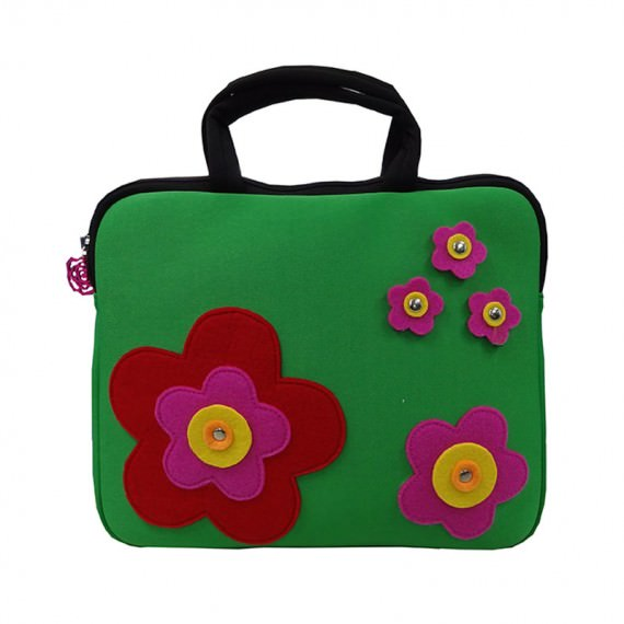 """Neoprene Laptop Bag with Handle for 10"""" Laptop"""