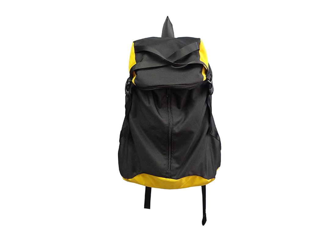 Top zipper Closure Backpack
