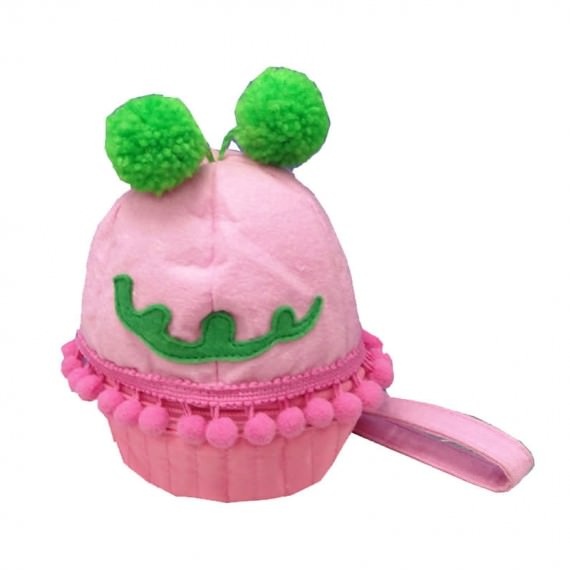 Cute Cupcake Shaped Pouch for Children