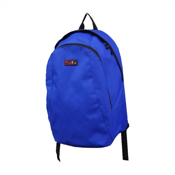 Unisex Casual Backpack in Blue Color