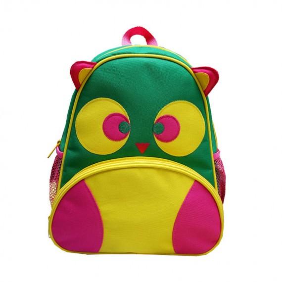 Owl Shaped Backpack for Children