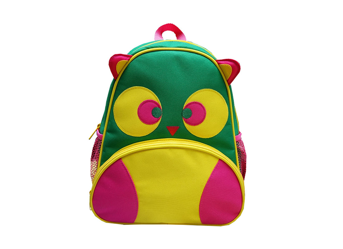 Owl Shaped Backpack for Children