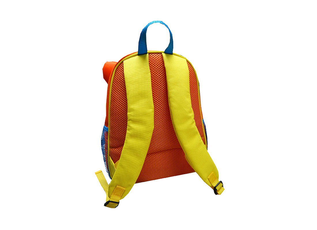 Tiger Backpack for Children Back