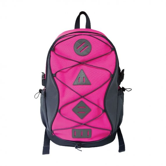 women sporty backpack in Pink