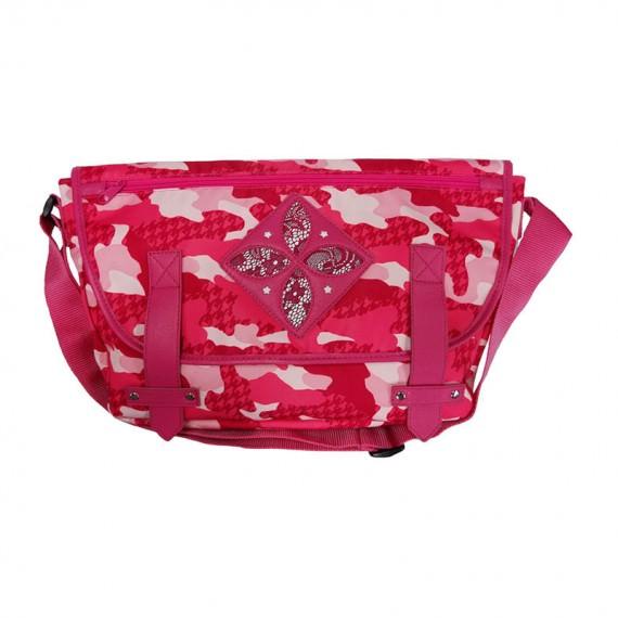 Camouflage Messenger Bag for Women