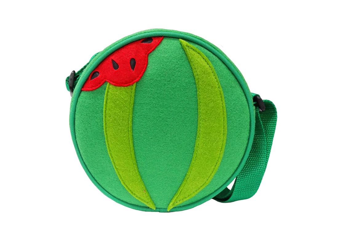 Watermelon Shoulder Bag for Children back