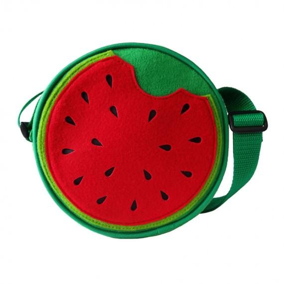 Watermelon Shoulder Bag for Children