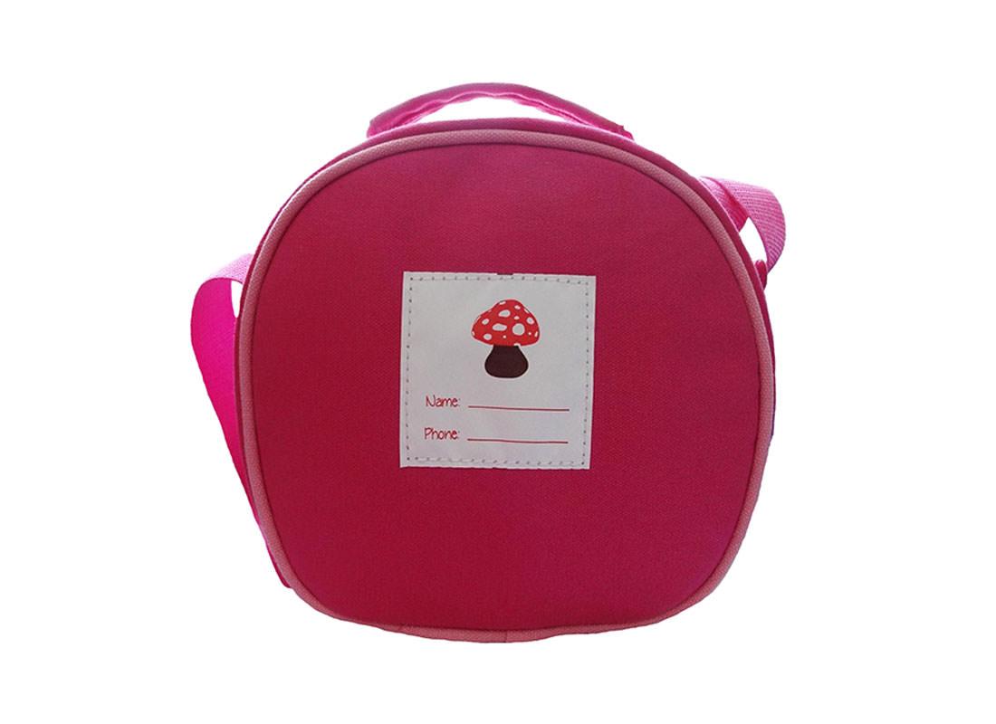 Mushroom House Handbag Shoulder bag for children Back