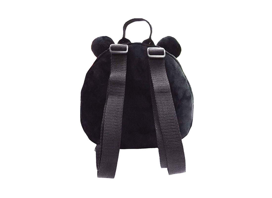 Cute Panda Backpack for Children Back
