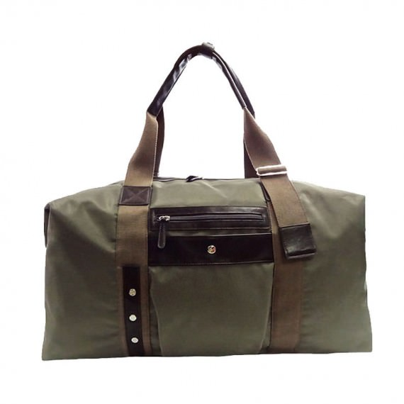 Large Military Green Duffel Bag for Men