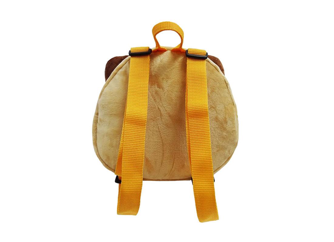 Lovely Kitten backpack for children back