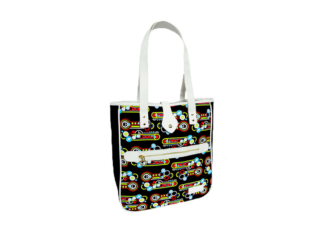 Printing Tote Bags with Long Handle