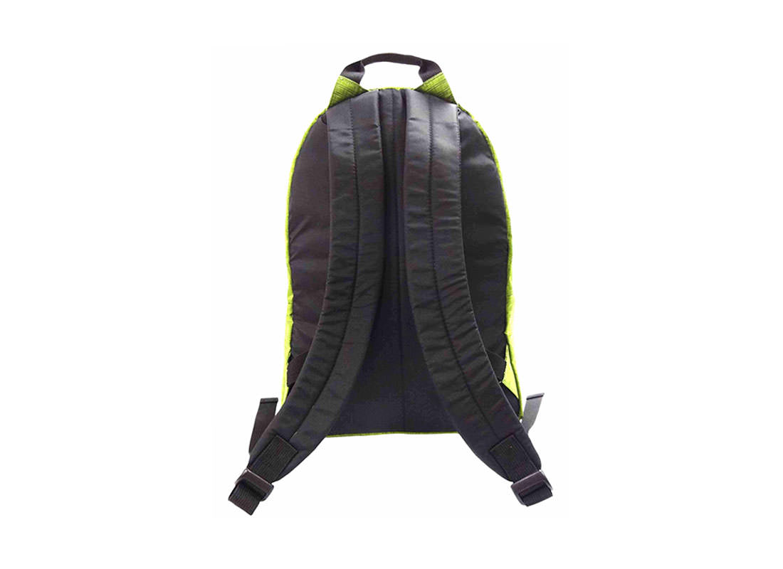 Rip-Stop Backpack with iPad Compartment back