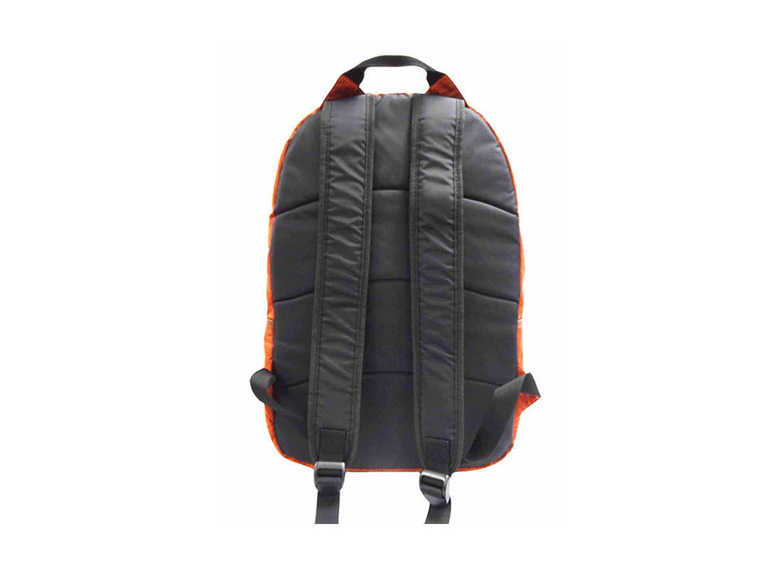 Ripstop Backpack with iPad/Tablet compartment back