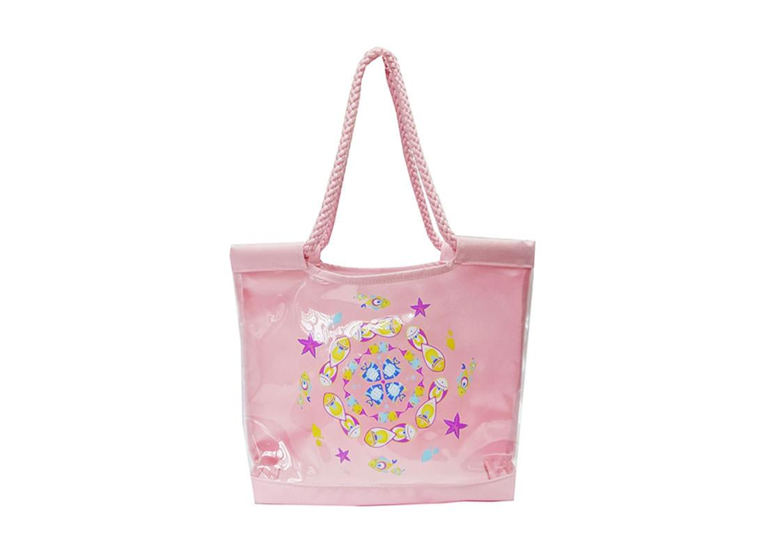 transparent tote bag for Children