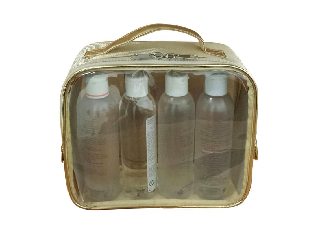 Transparent Cosmetic Bag