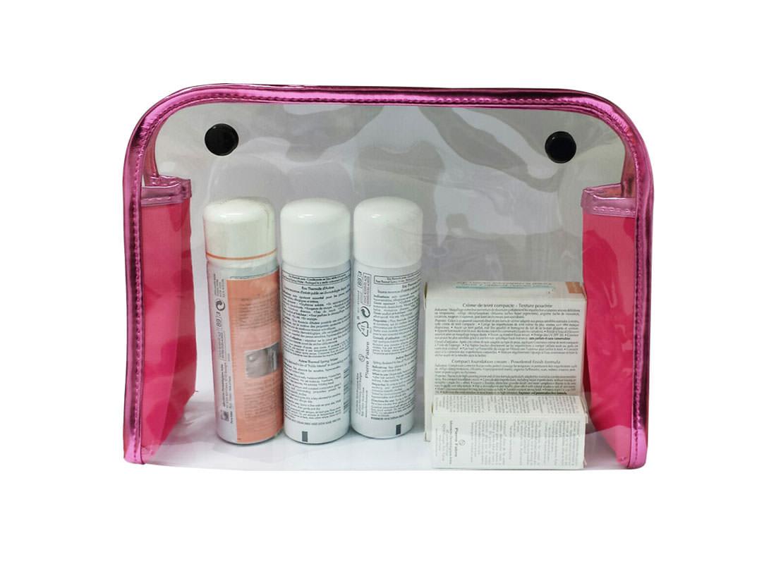 Transparent Makeup Bag