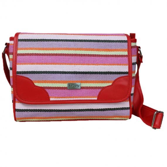 Fashion Knitted Paper Shoulder bag