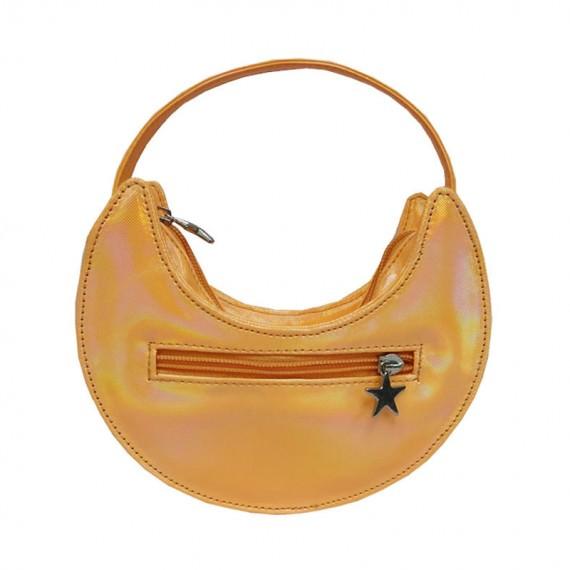 Moon Bag for Children in Orange