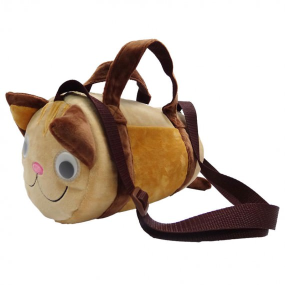 Cat Shape Bag Duffel for Children
