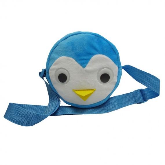 Penguin Shape Shoulder Bag for Children