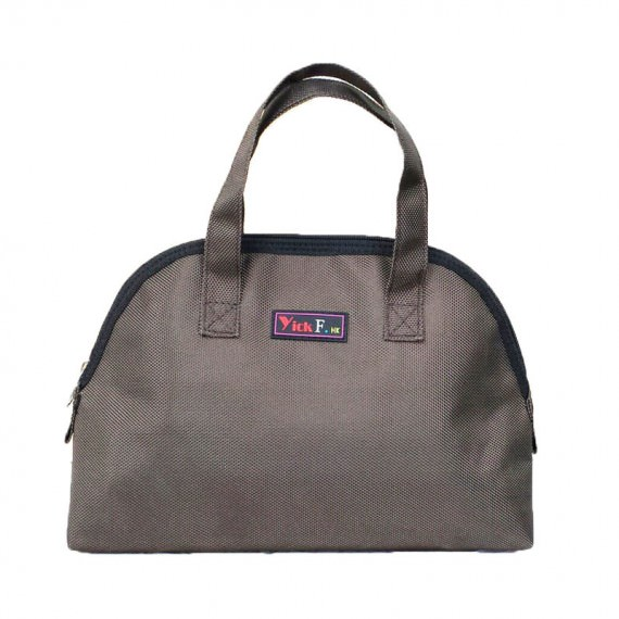 Foil Lined Lunch Bag in Brown